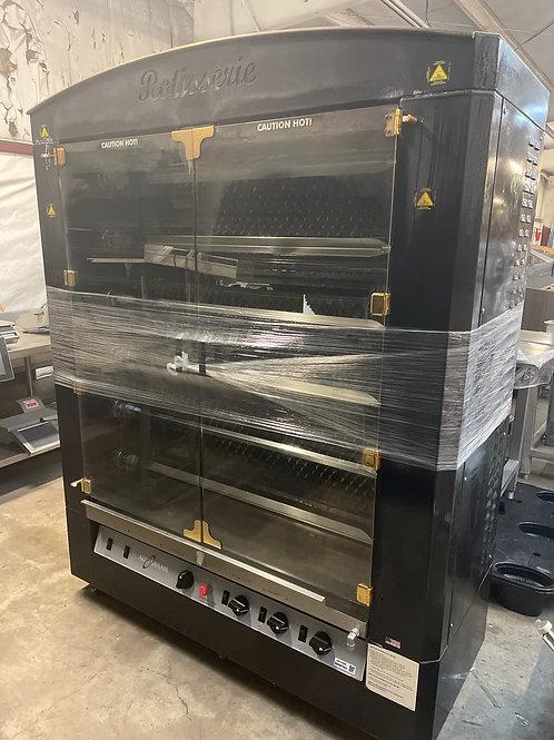 1-0239 Alto Shaam Large AR-6G Rotisserie Gas Oven