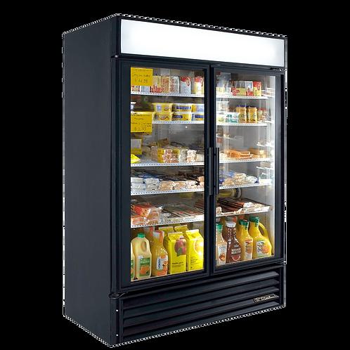 76-0015 True GDM-49 2 Door Cooler-Self Contained