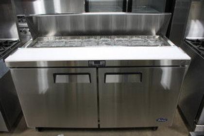 "72-0086 Atosa 60"" Sandwich/Salad Prep Table/Refrigeration"