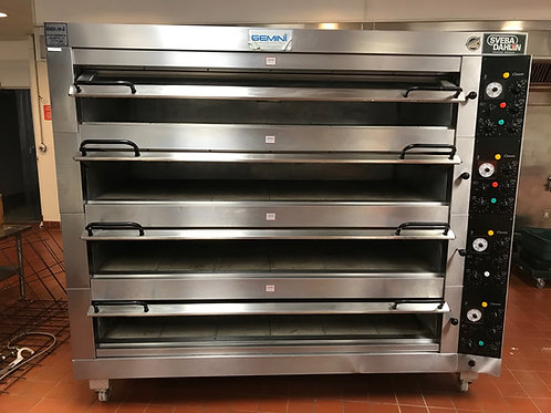 66-0009 4 Deck Gemini/Dahlen Deck Oven