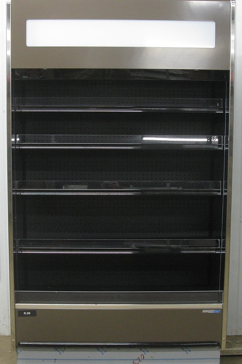 142-0052 Hill Phoenix Refrigerated 4 Foot Cooler