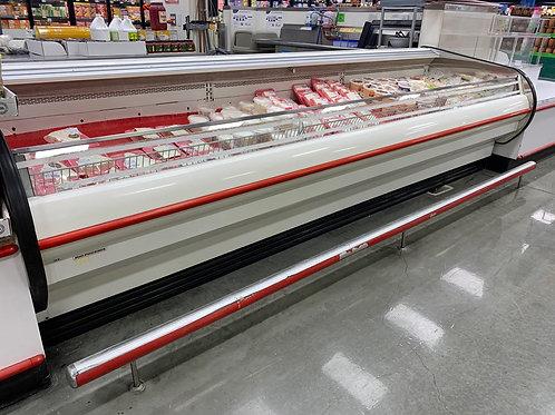 101-0023 Hill Phoenix OM12 Single Deck Meat Case