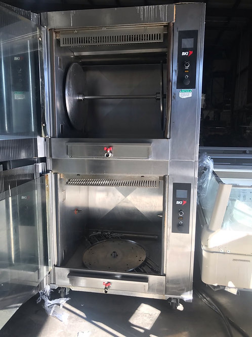 42-0059 BKI VGG1K Double Stack Oven