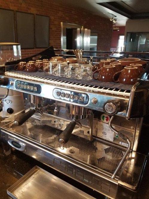 22-0008 Rosito Bisani Espresso Machine