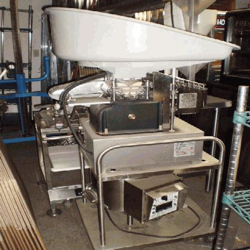 82-0001 Hollymatic Super Portioning Patty Maker Machine