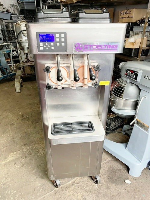 134-0002 Stoelting Soft Serve Yogurt Machine
