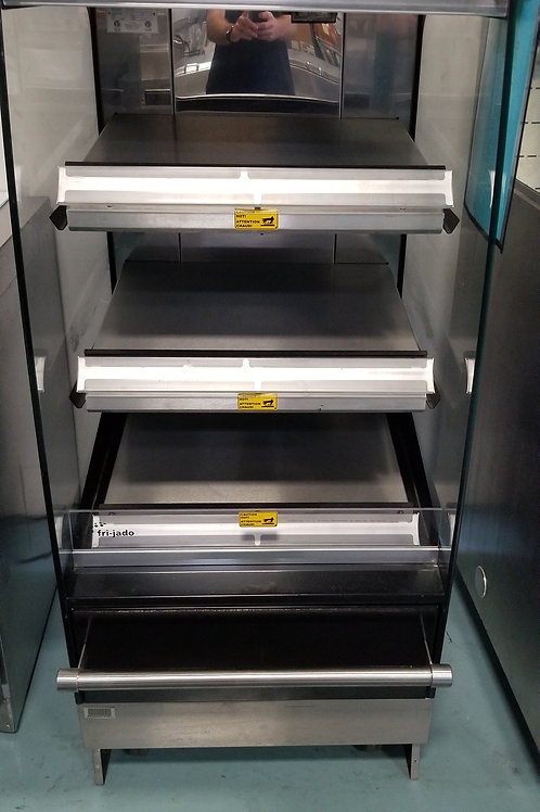 "15-0003 Fri Jado 24"" Multi Deck Heated Grab & Go"