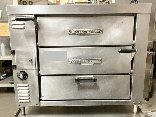 134-0011 Bakers Pride GP-51 Countertop Pizza Oven - Single Deck