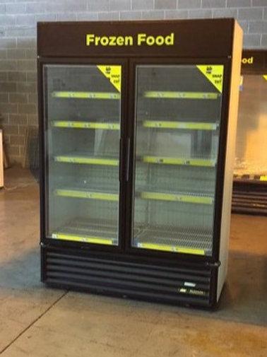 20-0004 True Self Contained GDM-49F 2 Door Freezer