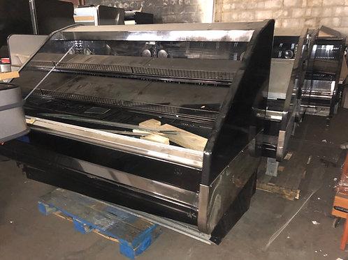 1-0330 Hill Phoenix O3UM6 6' Low Profile Multi Deck Convertible Merchandiser