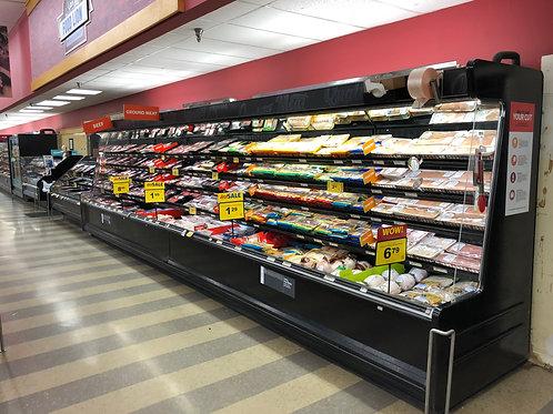 1-0048 Kysor Warren QM4  Multi Deck Fresh Meat Cases