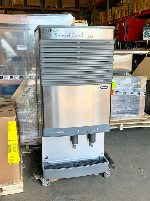 134-0014 Follett 110CT425A Symphony Plus Countertop Air Cooled Ice Maker