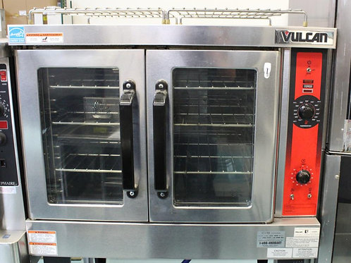 15-0079 Vulcan Hart Single Section Gas Convection Oven