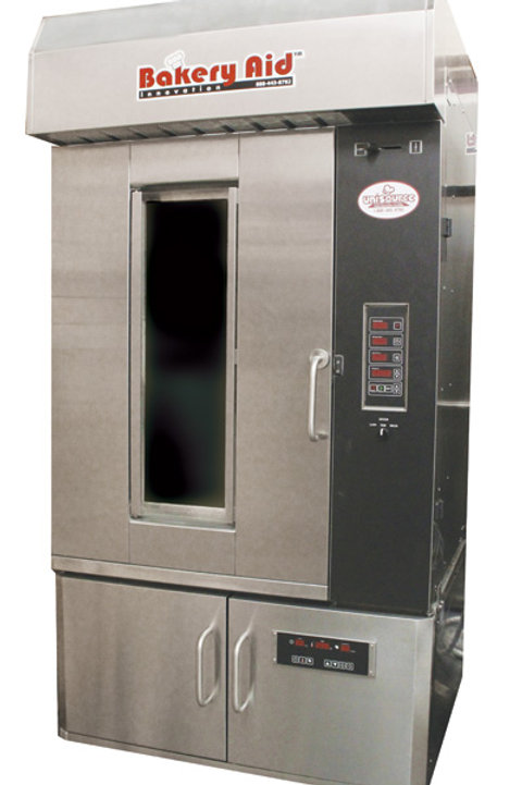 55-0046 Culinary Combi Mini Rack - Electric Rotating Electric Oven