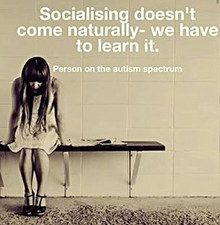 Inclusion...A Very Necessary Evil for Children with Autism Spectrum Disorders
