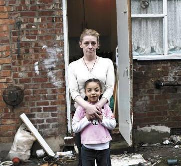UK poverty crisis despite rising employment