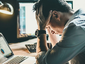 The rise in workplace stress