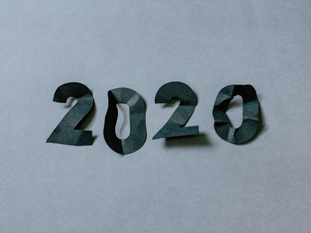 My review of 2020