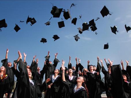 Graduating into COVID
