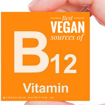 Vegan sources of Vitamin B12