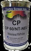 Tinta de serigrafía CP se utiliza  en PVC, poliestireno (PS), ABS, SAN, PET-G y policarbonato (PC) , papel y cartón.