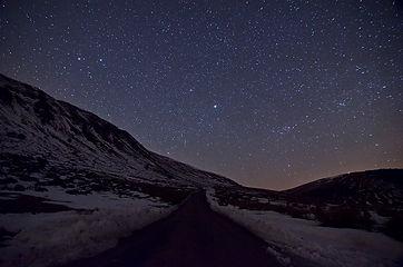 Star Gazing, Black Mountain