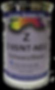 La tinta Z de dos componentes es una tinta para serigrafía especial para las aplicaciones que requieren de alta resistencia química