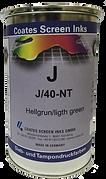 tinta para serigrafía especialmente indicada para sustratos de CP, PVC , y la dura  y pretratada película de PET, se puede utilizar a su vez en otros termoplásticos como PC y PMMA, así como aplicaciones en polvo.