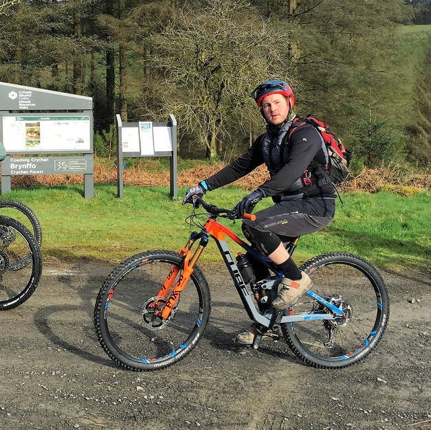 MTB Forest Trails Wales