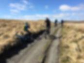 Trail at Nante yr Arian