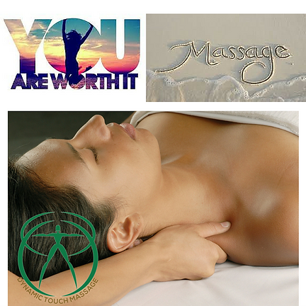 Dynamic Touch Massage mentality.