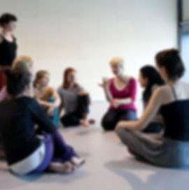 Meagan O'Shea's Dance Theatre Solo Creation
