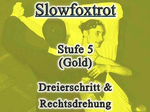 Slowfoxtrot - Stufe 5