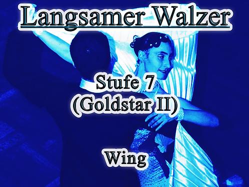 Langsamer Walzer - Stufe 7