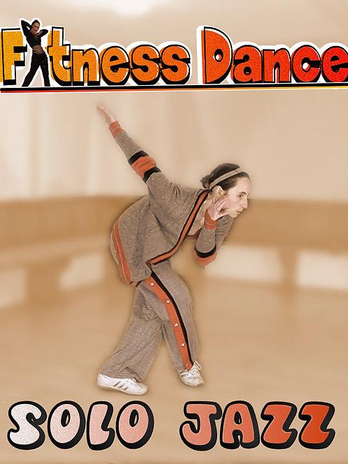 Fitness Dance - Solo Jazz