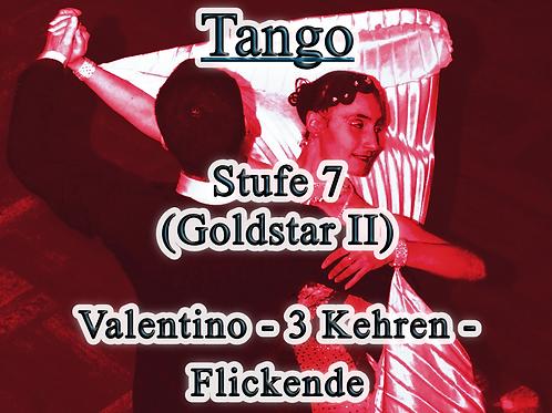 Tango - Stufe 7
