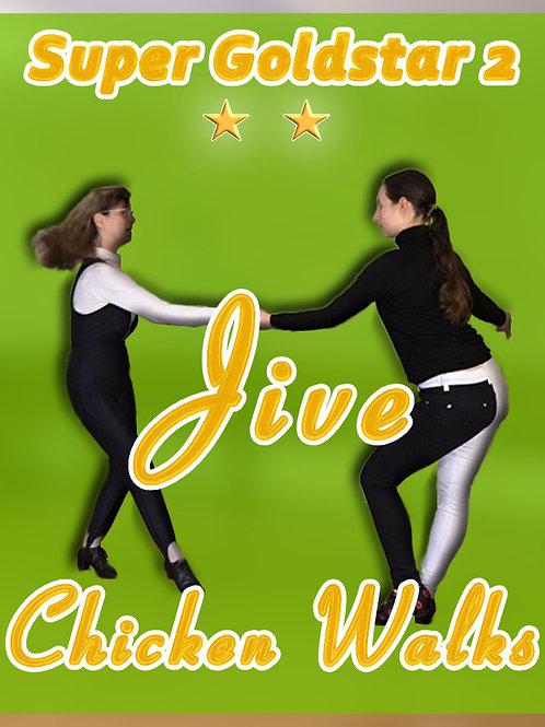 Jive - Chicken Walks - Stufe 10 (Super Goldstar 2)