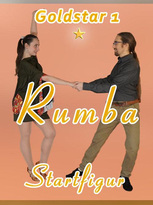 Rumba - Startfigur  - Stufe 6 (Goldstar 1)