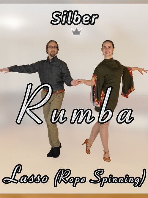 Rumba - Lasso (Rope Spinning) - Stufe 4 (Silber)
