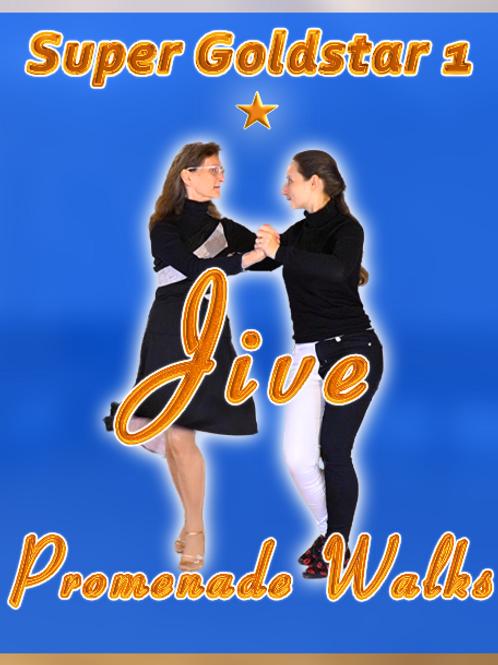 Jive - Promenade Walks - Stufe 8 (Super Goldstar 1)