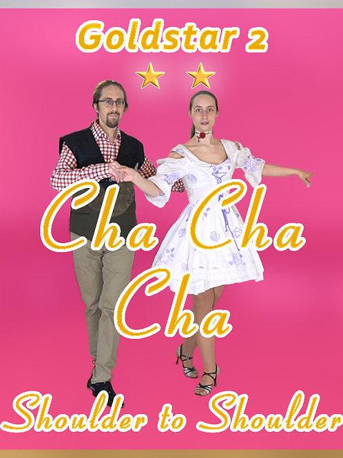 Cha Cha Cha - Shoulder to Shoulder - Stufe 7 (Goldstar 2)