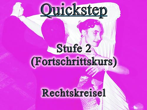 Quickstep - Stufe 2