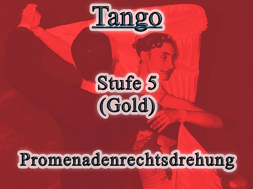 Tango - Stufe 5