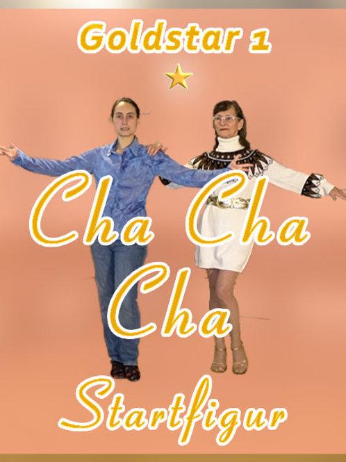 Cha Cha Cha - Startfigur - Stufe 6 (Goldstar 1)