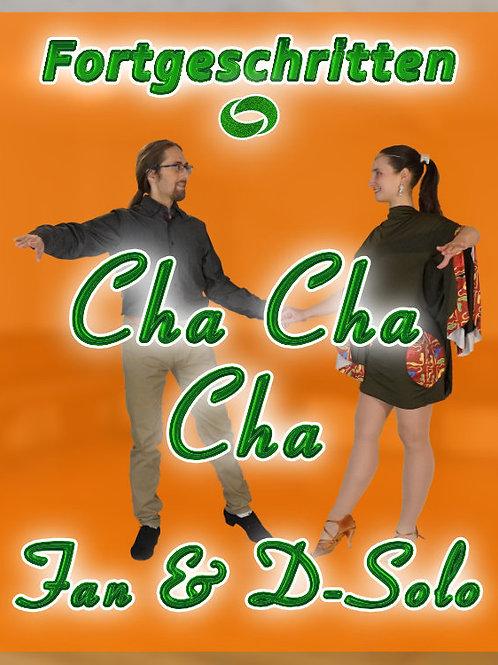 Cha Cha Cha - Fan -  Stufe 3 (Bronze)