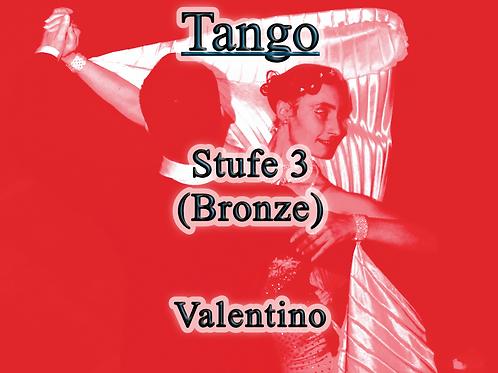 Tango - Stufe 3