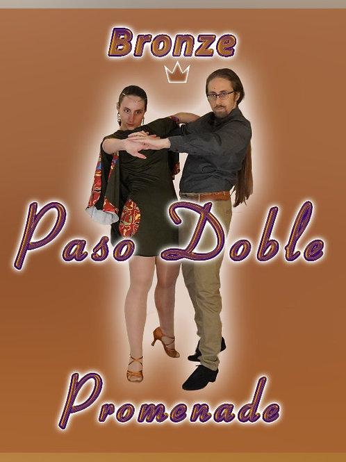 Paso Doble - Promenaden + Ein- u Ausgänge - Stufe 3 (Bronze)