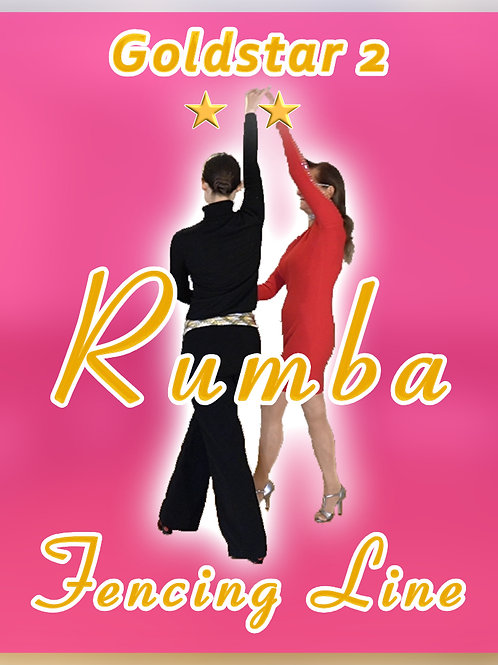 Rumba - Fencing Line - Stufe 7 (Goldstar 2)