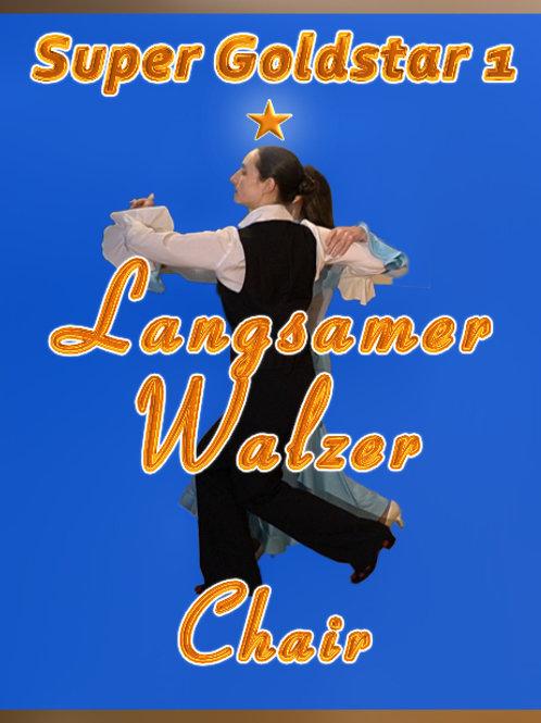 Langsamer Walzer - Chair - Stufe 8 (Super Goldstar 1)