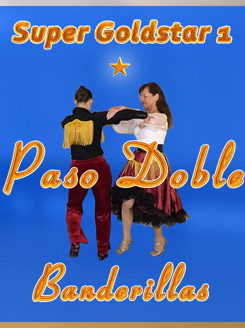 Paso Doble - Banderillas - Stufe 9 (Super Goldstar 2)